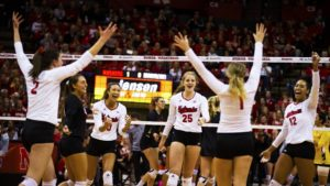 Huskers Face Illinois at NCAA Semifinals