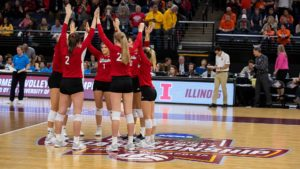 Huskers Set for Third Title Match in Four Years