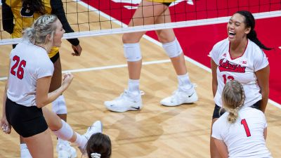 (Video) Huskers Headed To Sweet 16