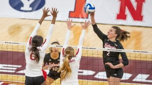Huskers lose in five to Stanford in National Title Match