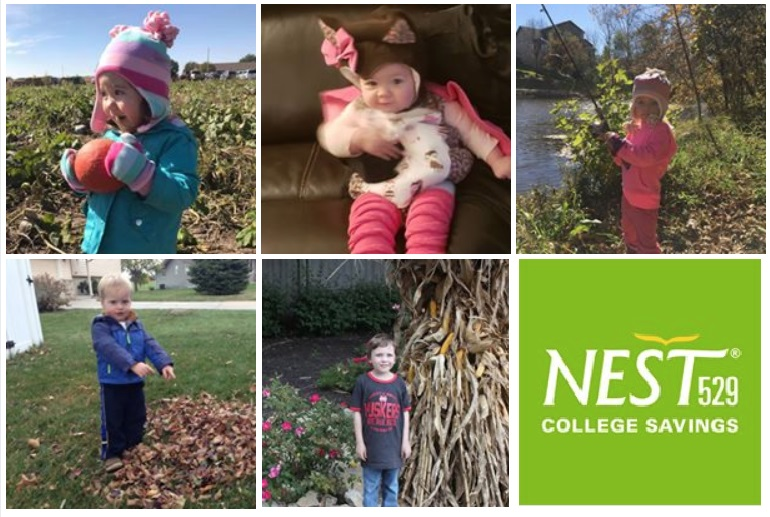 NEST 529 College Savings Names Fall Festivities Photo Winners