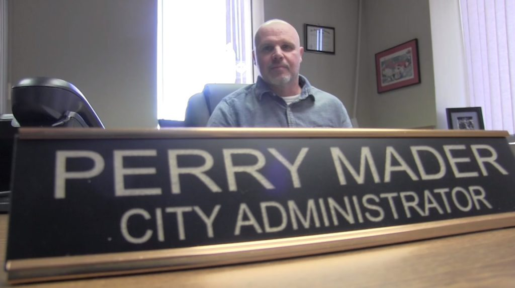 Mitchell City Administrator getting settled in new position