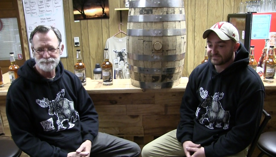 Great Plains Distillery adds whiskey to their portfolio
