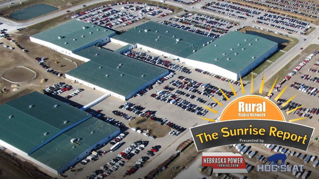 Nebraska Power Farming Show Video Spotlight Reports – Day 1