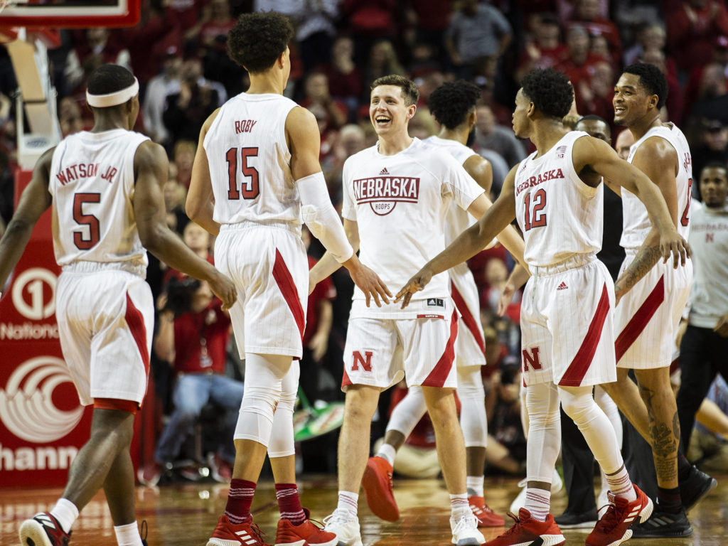 Palmer, Huskers Shine in Big Ten Opener