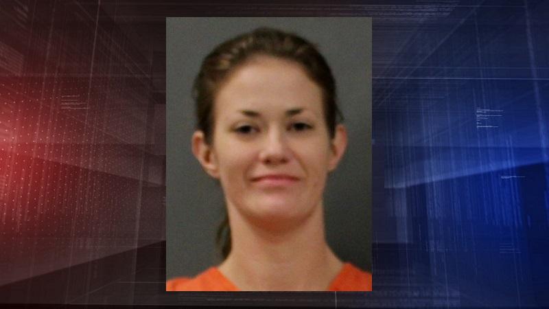 Gering woman arrested for alleged assistance to drug case defendant