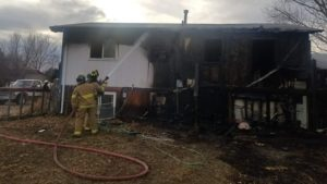 Torrington firefighters battle second house fire in as many weeks