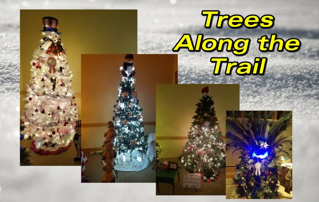 "Legacy of the Plains announces winners of ""Trees Along the Trail"" decorating contest"