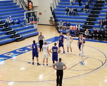 (Audio) Lopers Use Strong Second Half To Down Mount Marty