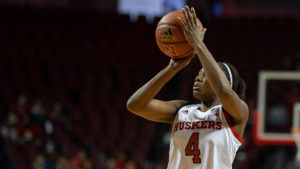 Huskers Slip Down Stretch at Creighton