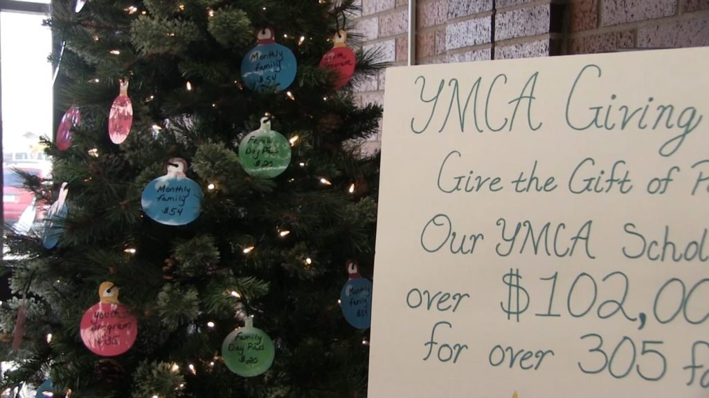 YMCA 'Giving Tree' aims to help out in need community members