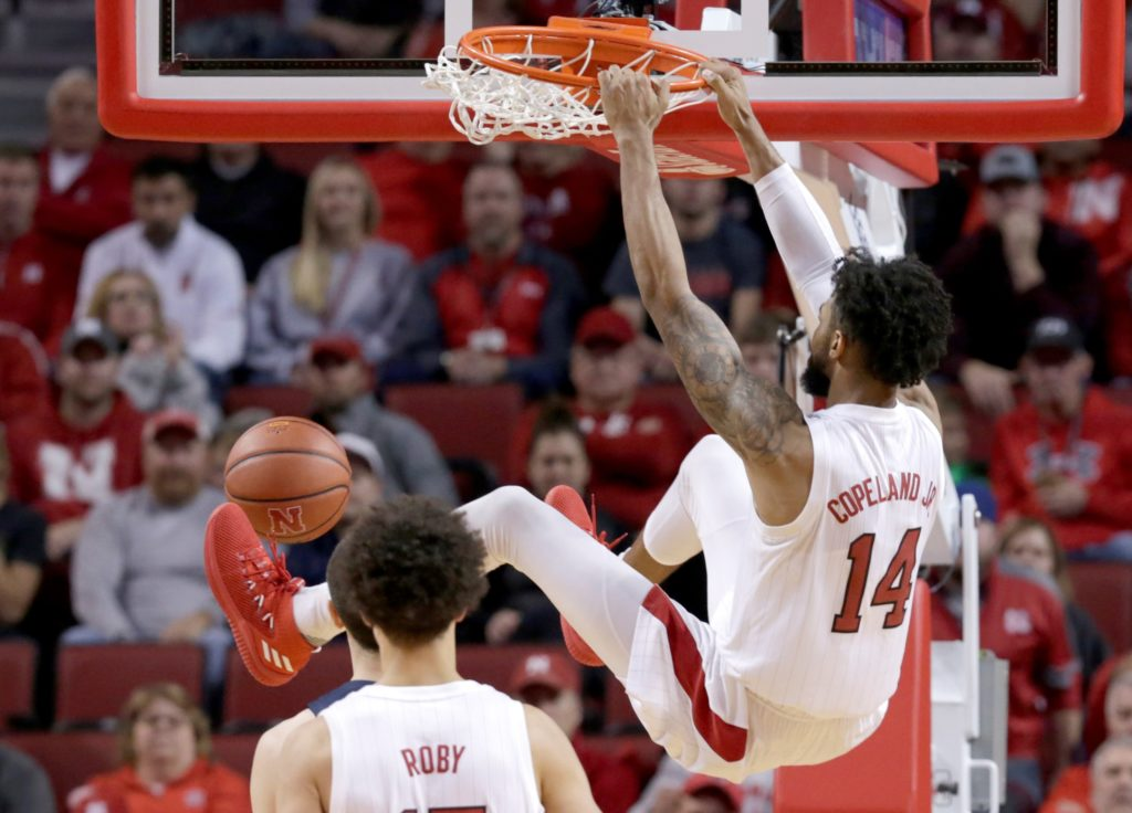 Nebraska basketball cracks Top 25