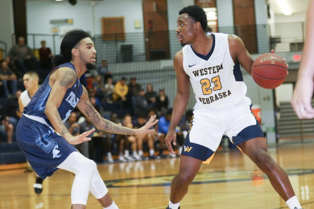 WNCC men hold on to top EWC