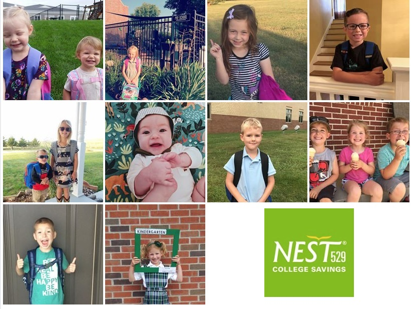 Lewellen woman one of 10 NEST 529 Back to School Photo Contest winners
