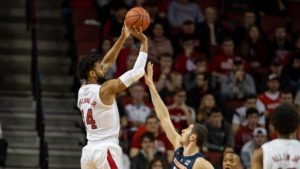 Huskers Host Creighton Saturday Afternoon