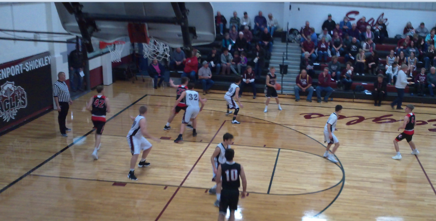 (Audio) Sutton downs both girls and boys at BDS