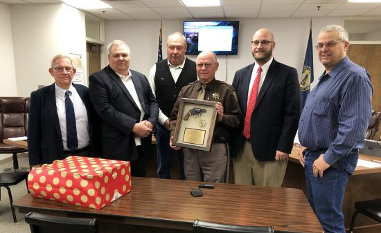 Era to end for York County Sheriff's Office