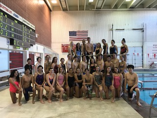 Seacats post season best results at GNAC meet