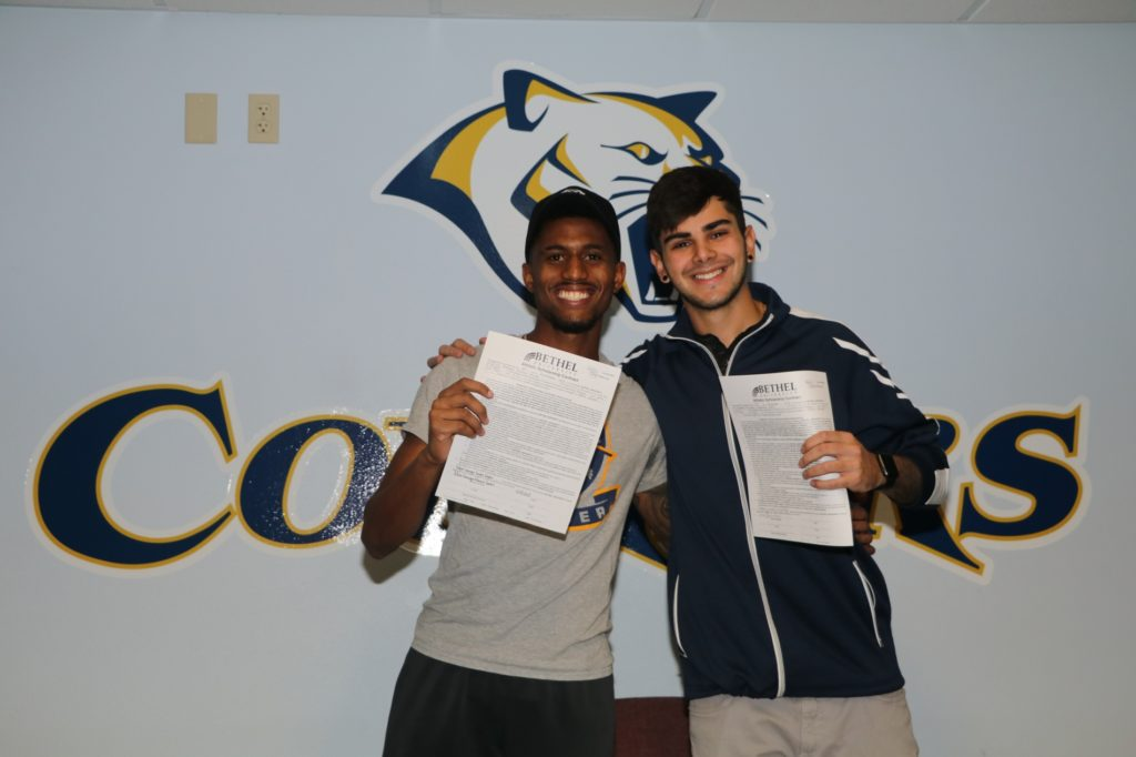WNCC soccer players headed to Bethel University