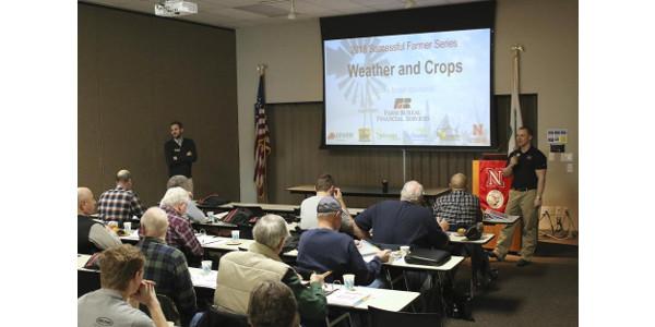 Extension Successful Farmer Series starts January 4
