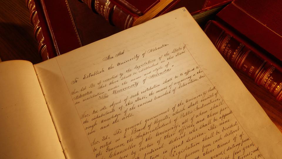 Charter Week at Nebraska to featute music, lectures, illumination