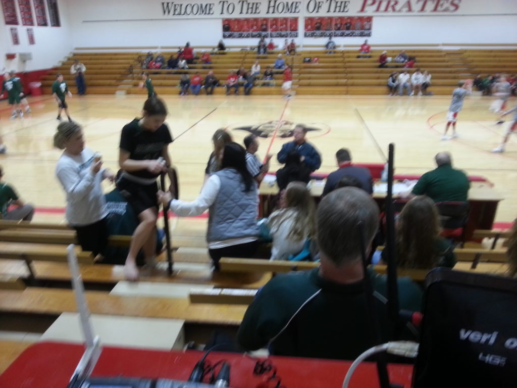 (AUDIO) Howells-Dodge Boys and Girls sweep doubleheader from Plainview