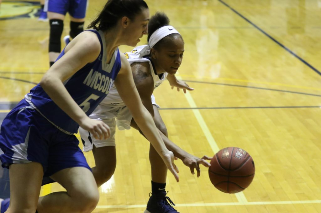 WNCC women run past McCook