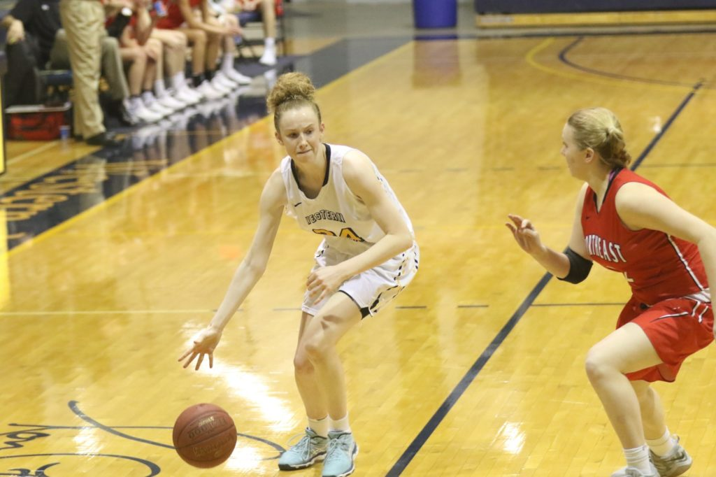 WNCC women roll over Northeast