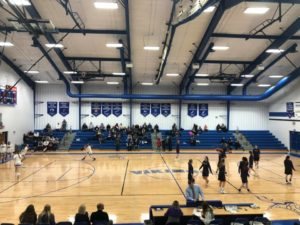Lady Vikings Win in Overtime, Southern Valley Takes Boys Game