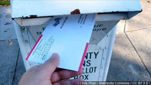 York recall election to be conducted by mail only