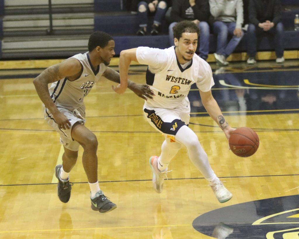 WNCC men stop NJC for 14th win of season