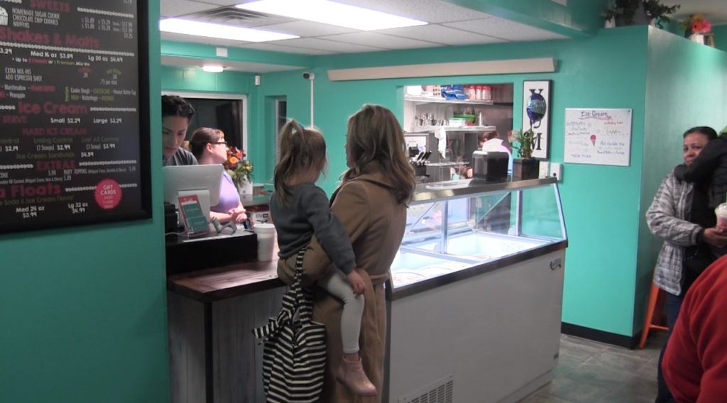 AJ's Soda Shop open for business in Scottsbluff