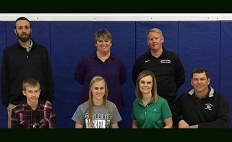 HLHF's Beller Signs with CCC