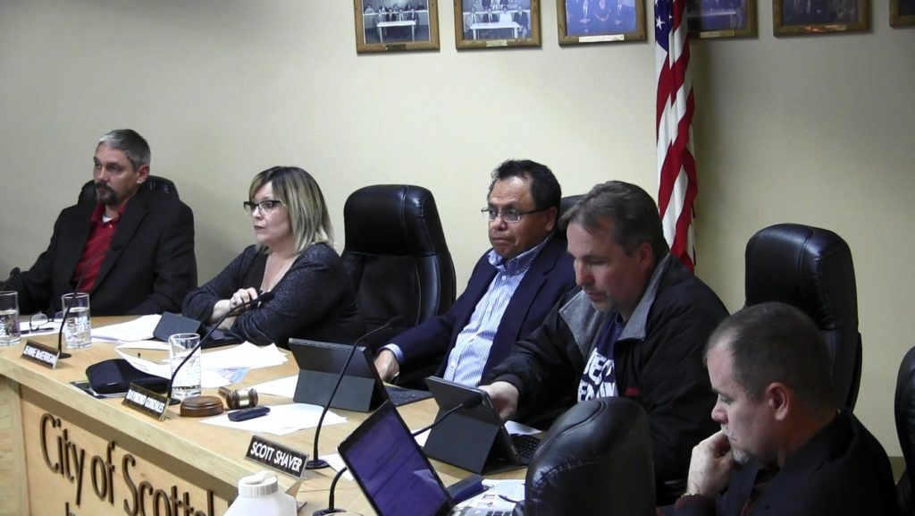 Bluffs Council considers occupation taxes; supports 23 Club grant application