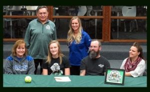Lakeview's Metcalfe Signs With CCC