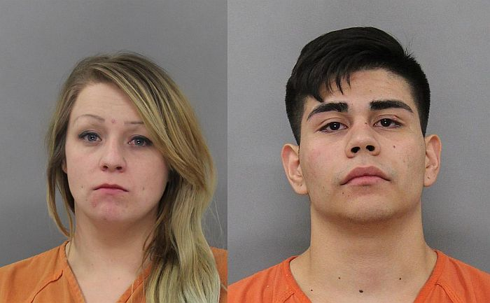 Task Force Finds 5 LBs of Methamphetamine, Arrests Two in Kearney