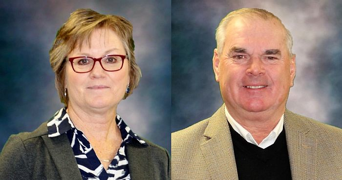 Commissioners Ridder, Johnson re-elected to leadership positions
