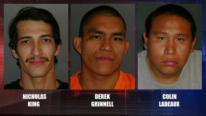 4 arrested Monday in drug raids at two Chadron locations