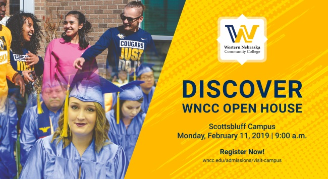 Discover WNCC Open for High School Juniors, Seniors