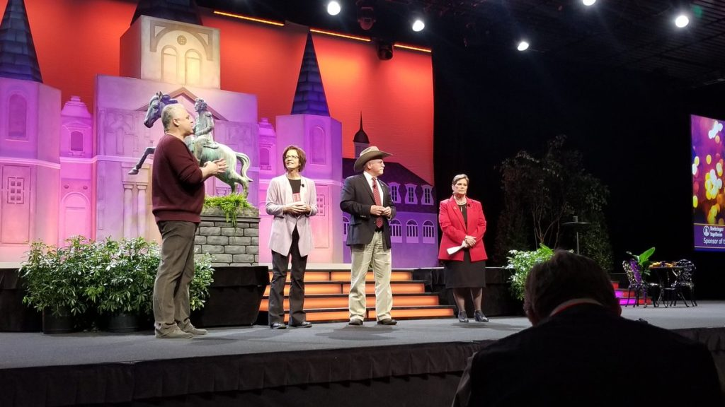 (Video) Cattle Industry Convention and NCBA Trade Show Kicks Off in New Orleans