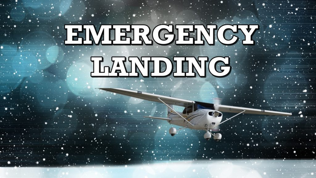 Utah family rescued after plane runs out of fuel in Wyoming