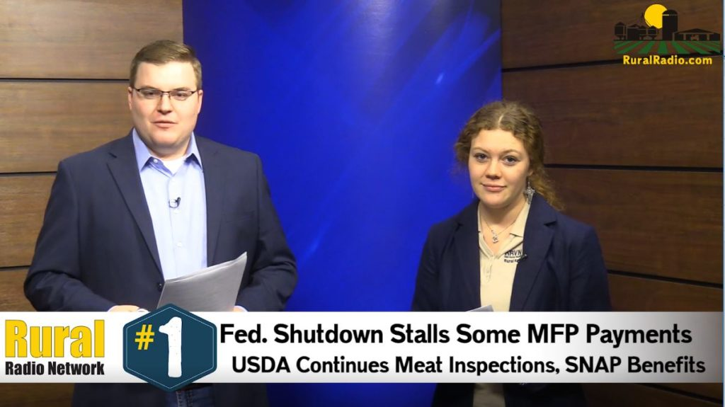 (Video) Kicking Off 2019 with Ag News Review! — Friday Five