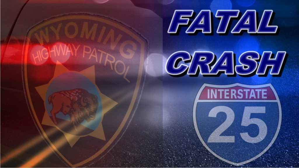 Fatal Crash Near Wheatland on Wednesday