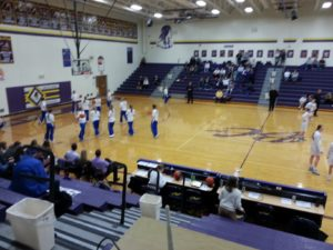 (AUDIO) GACC Girls, Battle Creek Boys win thrillers on the Bull