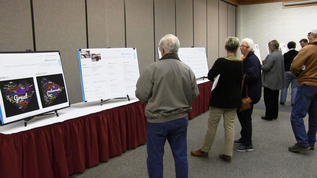 Citizens Weigh In On Gering's Comprehensive Plan Update During Open House