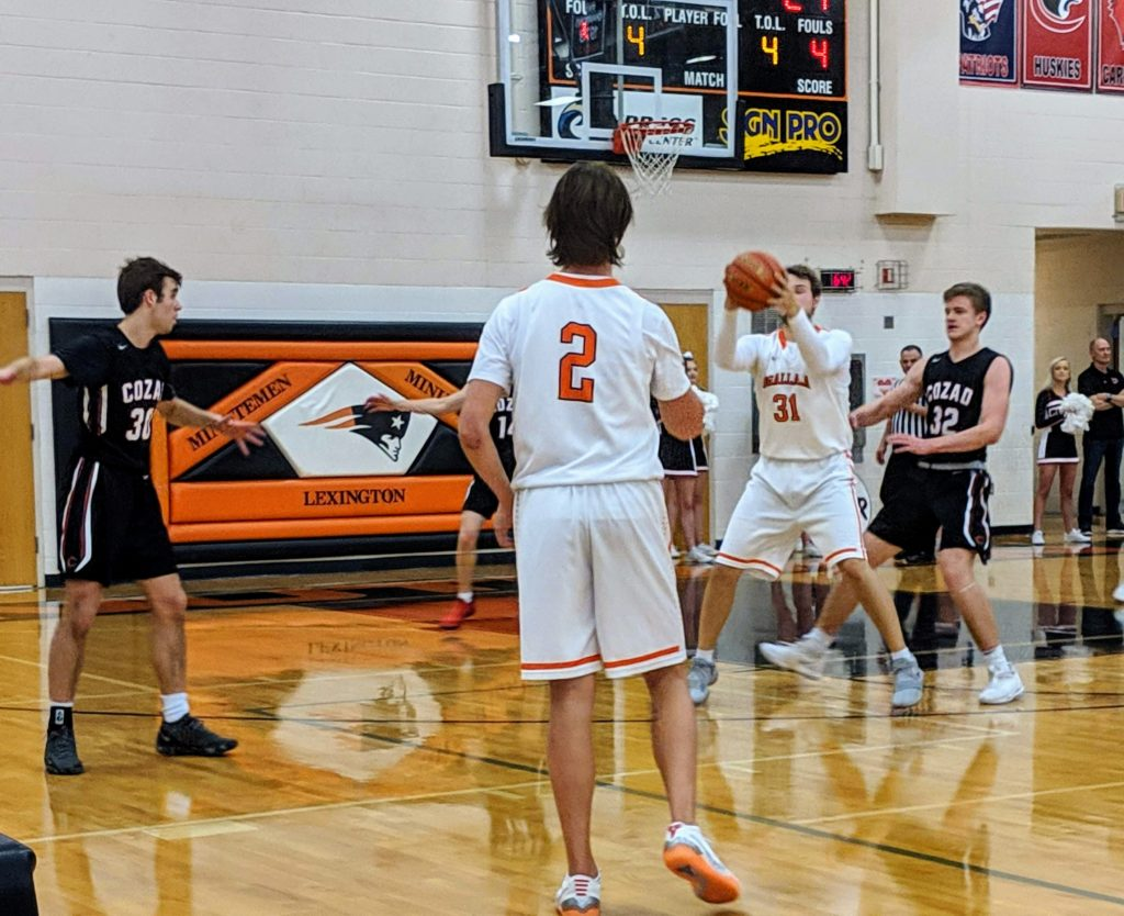 (Audio) Ogallala Beats Cozad For SWC Boys Championship