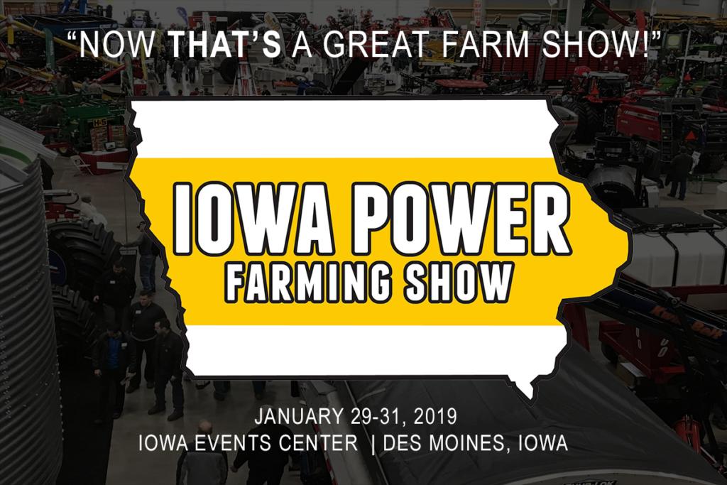 2019 Iowa Power Farming Show