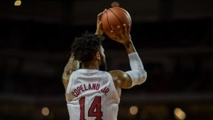 Husker Men come up short in loss to Michigan State