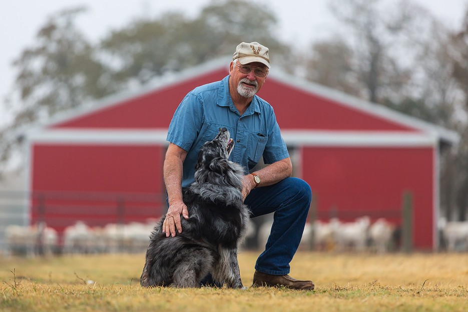 (Video) Farm Bureau Honors Woody as Farm Dog of the Year