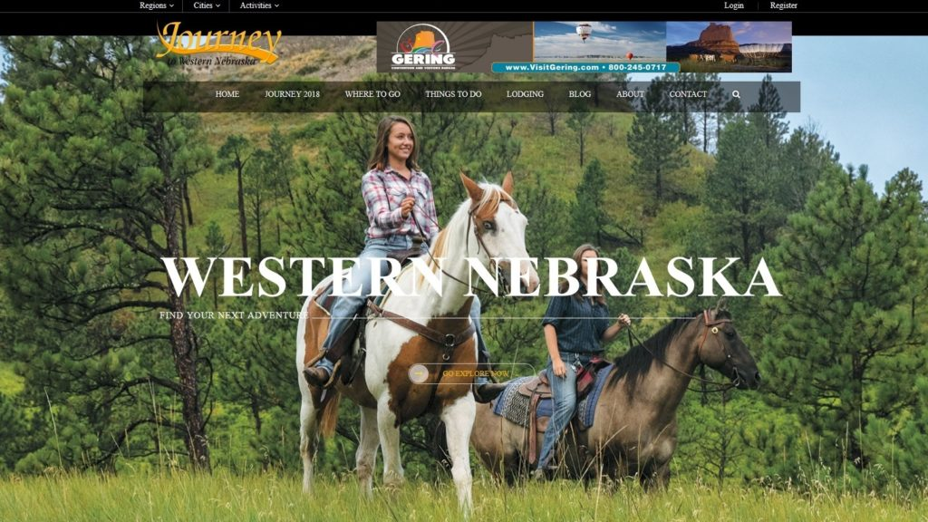 State tourism slogan appears to be having intended impact